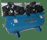 Omega Compresseur duplex