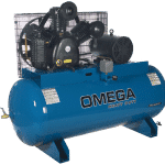 Omega Compresseur horizontal